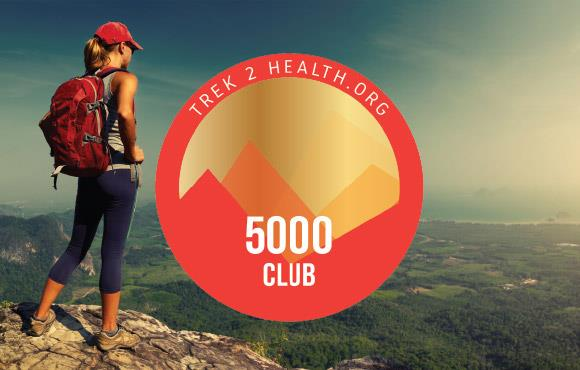 TREK2HEALTH 5000 Club