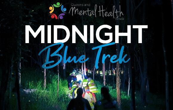 Midnight Blue Trek
