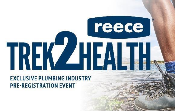 REECE TREK2HEALTH Plumbing Trek